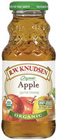 R.W. Knudsen Family® Organic Apple Juice 8 fl. oz.