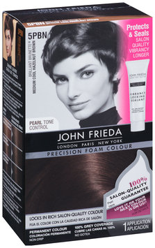 John Frieda® Brilliant Brunette® 5PBN Medium Cool Hazelnut Brown Precision Foam Colour 1 ct Box