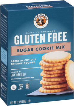 King Arthur Flour Gluten Free Sugar Cookie Mix 12 oz. Box