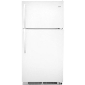 Electrolux Appliances Frigidaire - 14.6 Cu. Ft. Top-freezer Refrigerator - White