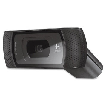 Logitech HD Pro Webcam B910 - Black