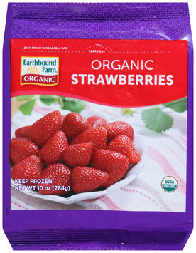 Earthbound Farm® Organic Strawberries 10 oz. Bag