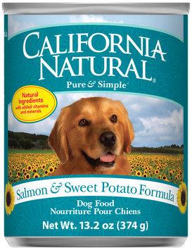 California Natural® Salmon & Sweet Potato Formula Wet Dog Food