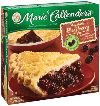 Marie Callender's® Very Berry Blackberry Pie 42 oz. Box