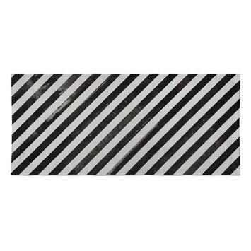 Wildon Home Mellina Beach Towel Color: Black