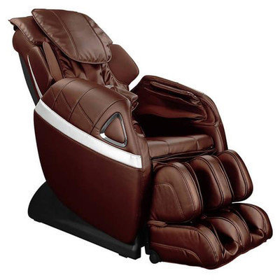 Ogawa Refresh Zero Gravity Reclining Massage Chair Upholstery: Cappucino