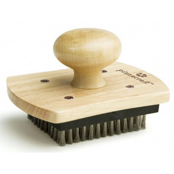 Companion Group Pizzacraft Pizza Stone Scrubber Brush - Stainless