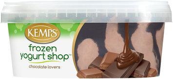 Kemps® Frozen Yogurt Shop™ Chocolate Lovers Frozen Yogurt Plastic Tub