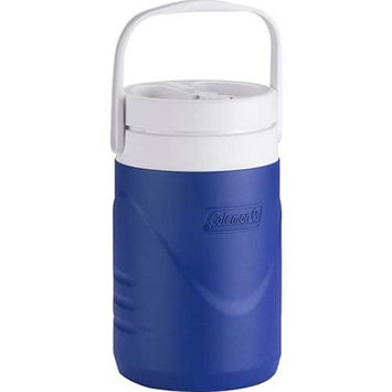 COLEMAN 3000001016 Beverage Cooler,1/2 gal, Blue