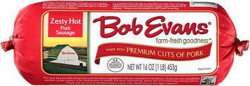Bob Evans® Zesty Hot Sausage 16 oz Chub