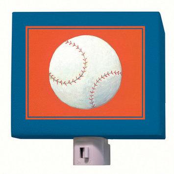Oopsy Daisy Baseball Night Light