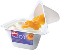 Muller® Greek 100 Peach & Passion Fruit Nonfat Yogurt