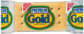 Nabisco Premium Gold 0.22 Oz Crackers 400 Ct Box