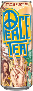 Peace Tea® Georgia Peach Tea 23 fl. oz. Can