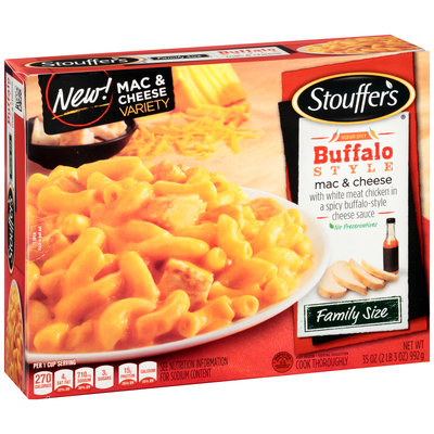Stouffer's Buffalo Style Macaroni & Cheese