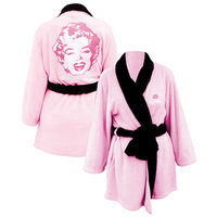 3e Trading Marilyn Monroe Face Pink Robe