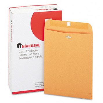 Universal Office Products Specialty Envelopes Universal Brown Kraft
