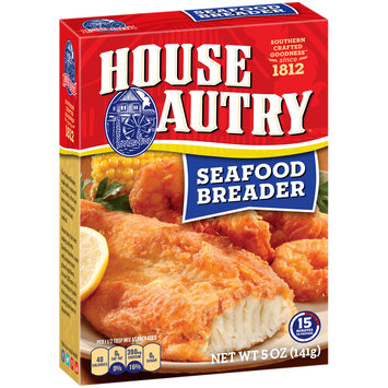 House Autry® Seafood Breader 5 oz. Box