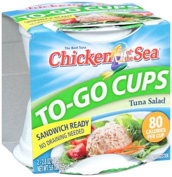 Chicken of the Sea® Tuna Salad 2-2.8 oz. To-Go Cups