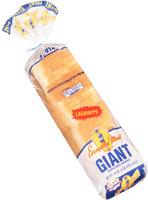 Evangeline Maid® Giant Enriched Bread 24 oz. Loaf