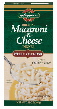 Haggen White Cheddar Macaroni & Cheese 7.3 Oz Box