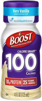 Boost® Calorie Smart® Very Vanilla Balanced Nutritional Drink 4 fl oz. Bottle
