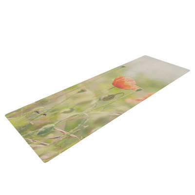 Kess Inhouse Fields of Remembrance by Laura Evans Yoga Mat