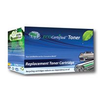 Nsa TN210B Eco Certified Brother Compatible Toner, 1400 Page Yield, Black, Cyan