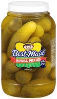 Best Maid® Dill Pickles 1 gal. Plastic Jar