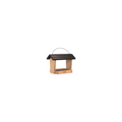 tures Way Nature's Way 6 Quart Bamboo Hopper Feeder