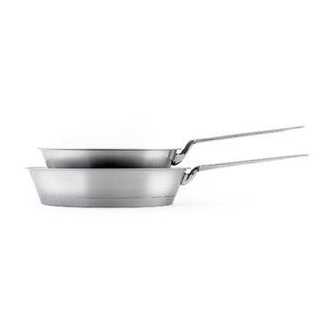 Beka Cookware 2 Piece Nest Fry Pan Set