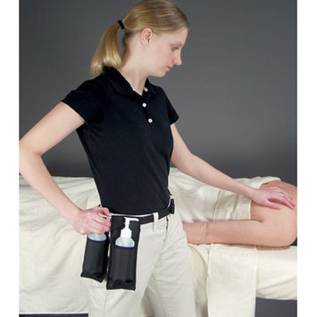 Core Products Core Oil and Lotion Holsters - Double Holsters with Bottles