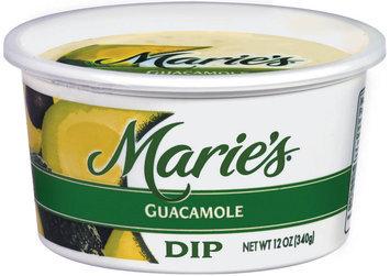 Marie's Guacamole Dip 12 Oz Tub