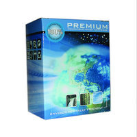 Premium Compatible Inkjet Cartridge, 165 Page Yield, Cyan