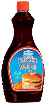 Springfield Pancake & Waffle  Syrup 36 Fl Oz Squeeze Bottle