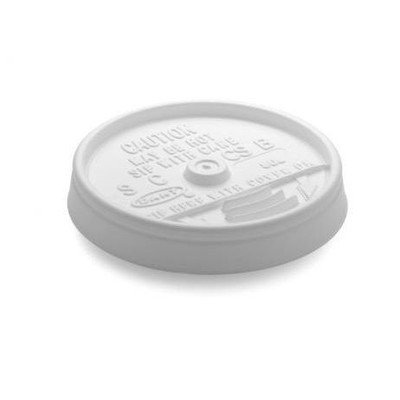 Dart Container Corp Dart DCC8UL Plastic Lid for Hot-Cold Foam Cup