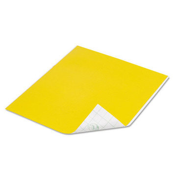 Duck Tape Sheets, Yellow, 6/Pack