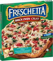 Freschetta® Brick Oven™ Crust Chicken Club Pizza 21.82 oz. Box