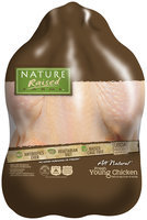 Nature Raised Farms® All Natural Fresh Young Chicken