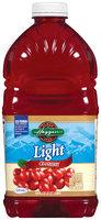 Haggen Light Cranberry Juice Cocktail 64 Oz Plastic Bottle