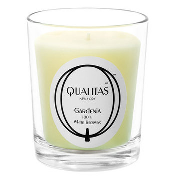 Qualitas Candles Beeswax Gardenia Scented Candle