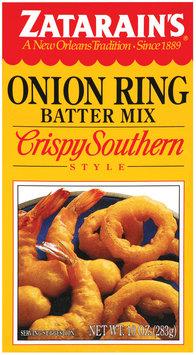 Zatarain's® Crispy Southern Style Onion Ring Batter Mix 10 oz. Box