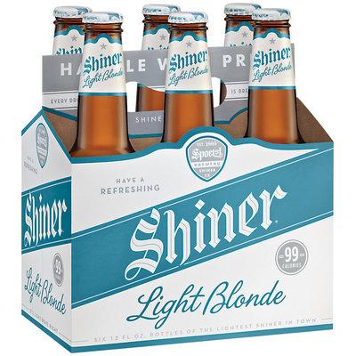Shiner Light Blonde Beer