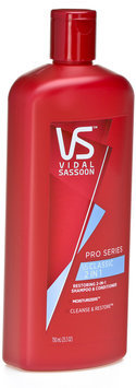 Vidal Sassoon Pro Series 2-in-1 Cleanse & Restore Shampoo & Conditioner 25.3 fl. oz. Bottle