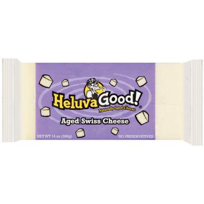 Heluva Good Aged Swiss Cheese