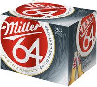 Miller64 LNNR Beer