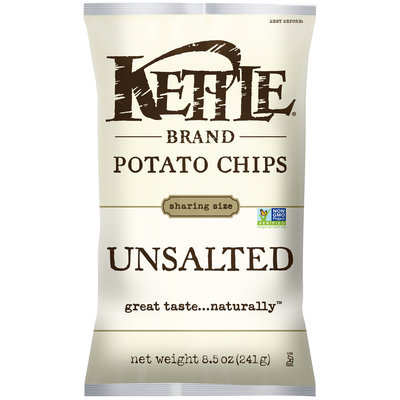 Kettle Brand® Unsalted Potato Chips