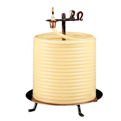 Eclipse Home Decor Llc Eclipse Home Decor, LLC 144 Hour Coil Candle 20561B