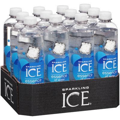 Sparkling Ice® Essence of Water Sparkling Water 12-17 fl. oz. Plastic Bottles