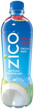 Zico® Watermelon Raspberry Coconut Water Beverage 16.9 fl. oz. Plastic Bottle